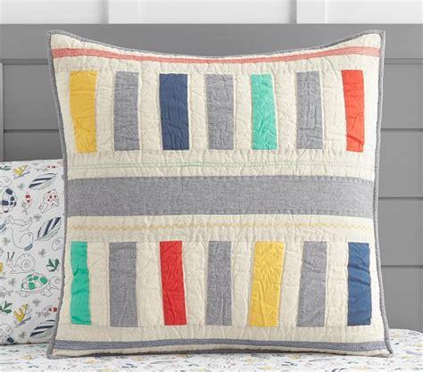 Next Patchwork Bedding - margherita missoni linen patchwork quilted bedding