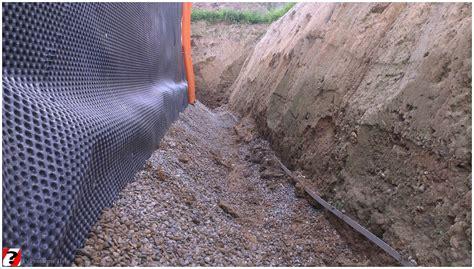 haus ohne keller drainage diy home hausbau projekt 14 mit sascha und seite