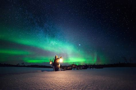 Finland Northern Lights by 10 Epic Adventures You Need To Take