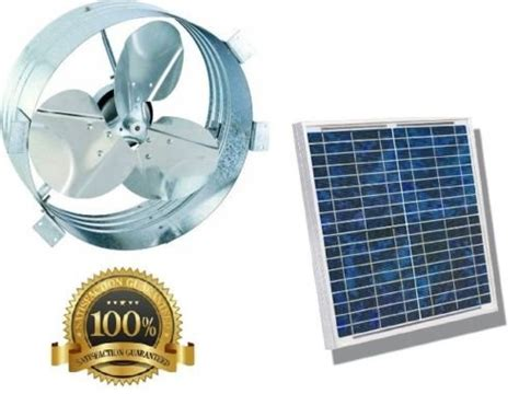 lasting top solar panels 2018 top 10 best solar powered attic fans reviews 2018 on