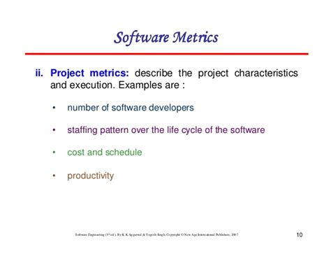 Design Pattern Detection Using Software Metrics And Machine Learning | chapter 6 software metrics