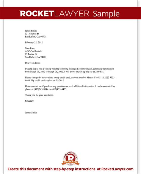 Confirmation Letter Exle Hotel confirmation of reservations letter template with sle