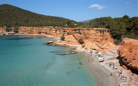 best beaches in ibiza best beaches in ibiza travel leisure