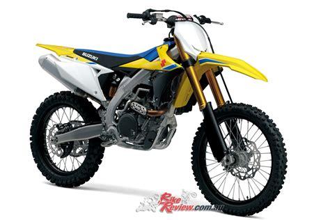 Suzuki Australia Bikes Suzuki Announce New For 2018 Rm Z450 Bike Review