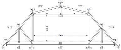 barn roof types pole barn trusses pole barns direct