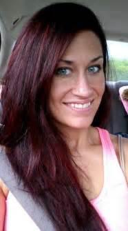 cherry black hair color black cherry hair color cherries