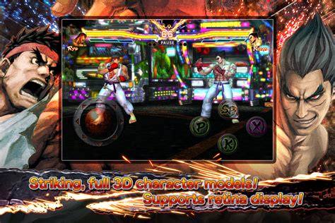 tekken android apk apk files android free apps fighter x tekken mobile by capcom v1 00 01 free