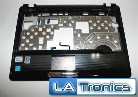 toshiba m305 touchpad palmrest power button eate1009010 dabd3apb6d0 mint ebay