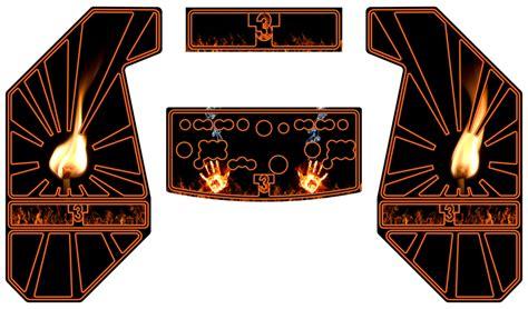 mameroom designs cowboy arcade t3 design
