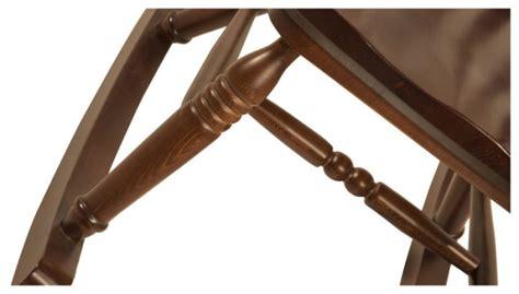 sedie a dondolo country basi credenze rustiche sedia dondolo country arredamenti