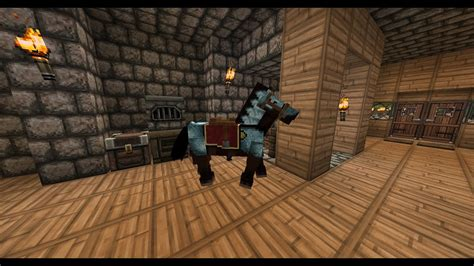 captainsparklez house in mianite minecraft mianite mule wolf deadly 5
