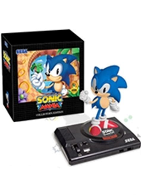 Sonic Mania Collector Edition Ps4 sonic mania collectors edition ps4 microplay
