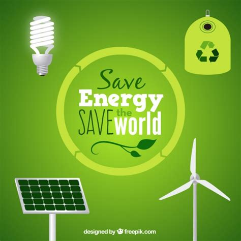 Energy Saving Vectors, Photos and PSD files   Free Download