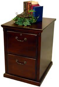 Details about cherry 2 drawer locking office file cabinet wood