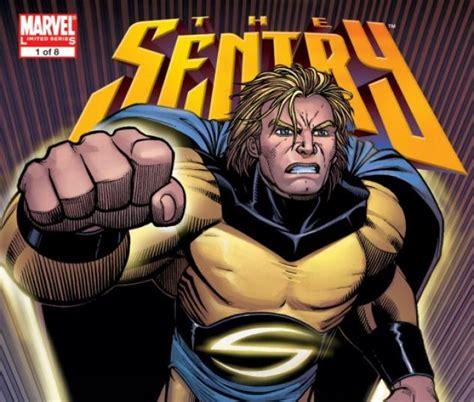 sentry origin sentry 2005 1 comics marvel