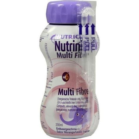 Nutrini Drink Multi Fibre 200ml nutrinidrink multi fibre erdbeergeschmack 200ml bodfeld apotheke