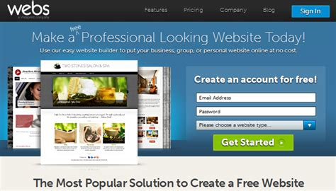 Free Finders Websites Creating Your Own Website For Free America S Best Lifechangers