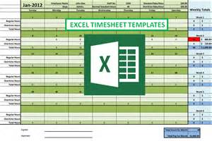 microsoft excell templates timesheet excel template