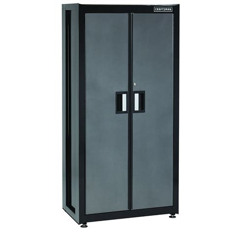 craftsman garage storage cabinets craftsman 114336 6 premium heavy duty floor cabinet with