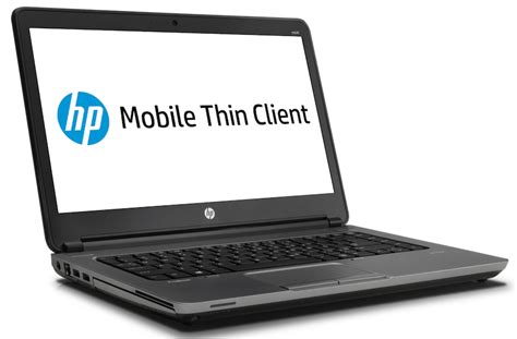 HP mt41 Mobile Thin Client Announced   StorageReview.com