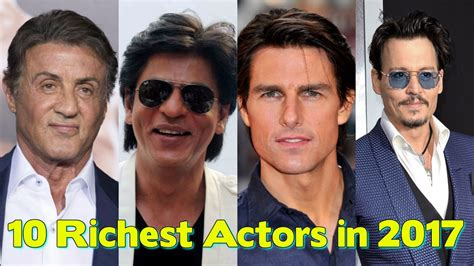 Top 10 Richest Actors According To Their Net Worth Heyyo by Top 10 Richest Actors In 2017 And Their Net Worth