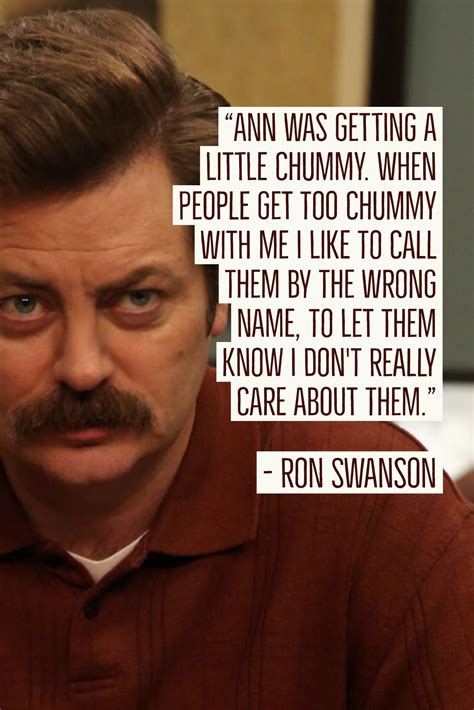 swanson quotes the funniest swanson quotes swanson