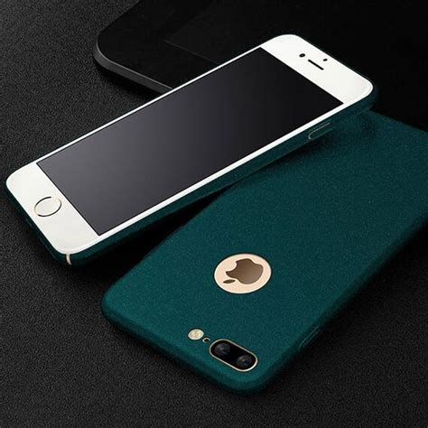 Aliexpress Buy Benks For Iphone 7 Matte Phone Shell Thin For Apple 7 Plus Shell China Aliexpress Buy For Iphone 7 8 Plus Matte Antisweat Sand Ultra Thin Fitted