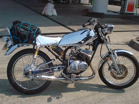 modif rx king retro modifikasi rx king gambar motor rx king modif drag