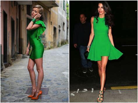 Verde Smeraldo Abbinamenti by Quali Scarpe Abbinare Ad Un Vestito Verde Gli Per