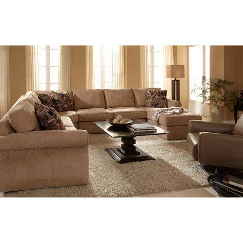 broyhill sectional veronica broyhill furniture veronica right arm facing customizable