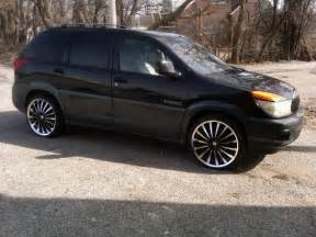 Buick Rendezvous With Rims Buick Rendezvous Vision Wheel