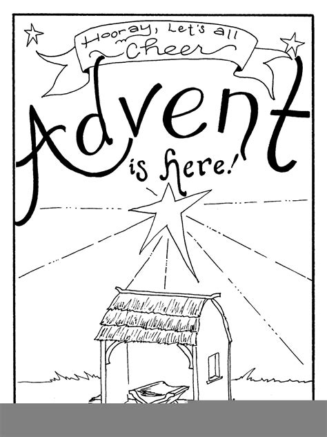 advent wreath coloring page catholic catholic advent clip art 80