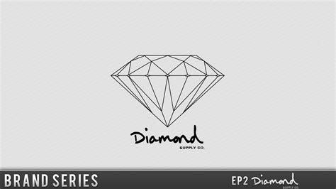home design free diamonds brand series diamond supply co website design mockup