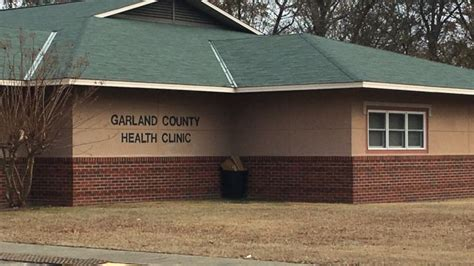 Garland County Records Garland County Health Department Troubles Story