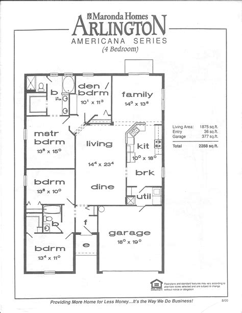 100 maronda floor plans house plans jim walter
