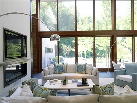 tv in front of window home design ideas pictures remodel breathtaking chair and a half recliner big lots decorating