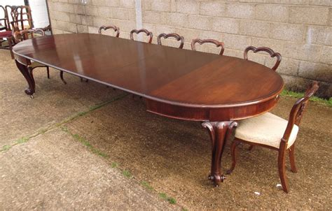 12 seat dining table extendable antique furniture warehouse 3 metre antique dining table