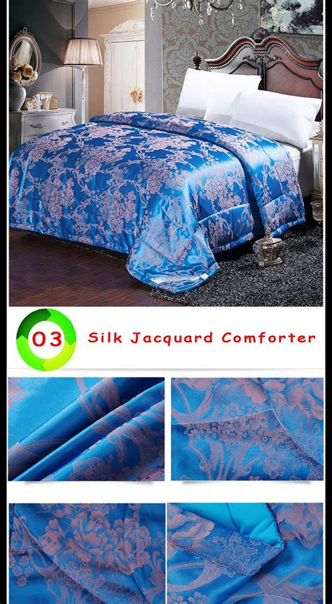 King Size Summer Quilt by King Size Jacquard Purple Comforter 200 X 230 Cm Size