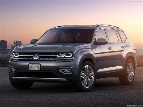 volkswagen atlas 2018 2018 volkswagen atlas wallpapers pics pictures images