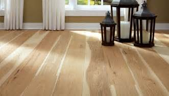 1 Wide Wood Floor - design considerations for buying a wide plank hickory floor