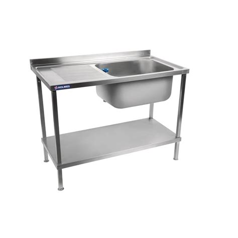 self stainless steel sink self assembly stainless steel sink left