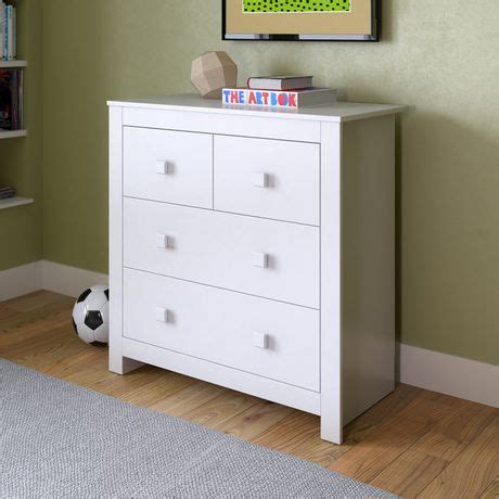 white chest of drawers walmart corliving madison chest of drawers in snow white walmart ca