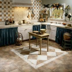 tile ideas for kitchen floors installing the best floor tile designs to reflect your