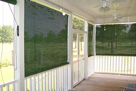 Porch Blinds by Beautiful Exterior Blinds For Porch Ideas Decoration