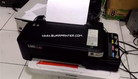 software resetter printer epson l120 terbaru cara mengatasi printer epson l120 quot service