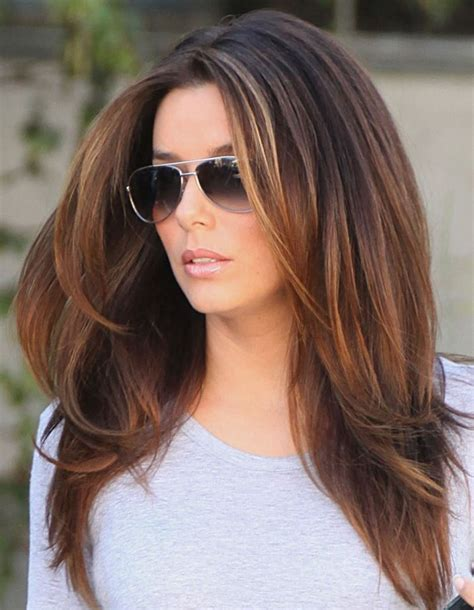 layered long haircut with height on top 17 best ideas about medium layered hair on pinterest