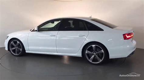 Audi A6s Line by Km14vzd Audi A6 Tdi Ultra S Line Black Edition White 2014