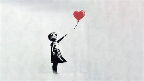 girl  balloon hd wallpaper
