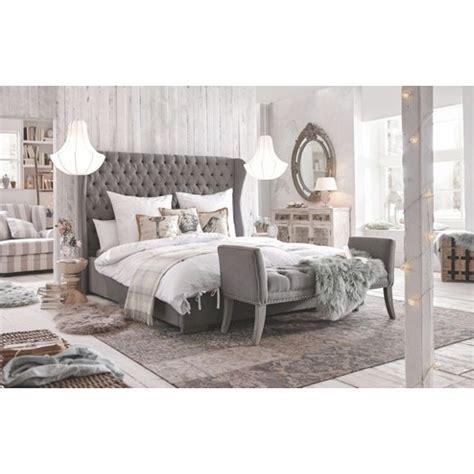 dunkelgraues und weißes schlafzimmer bett in grau ambia home macht ihr schlafzimmer zum