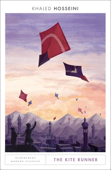 themes present in kite runner the kite runner bloomsbury modern classics khaled